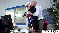 Busty Girl (julie cash) Enjoy Hardcore Sex In Office movie-19