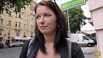 HUNT4K. Denisse vient à Prague pour s'amuser mais pas pour les musées ennuyeux
