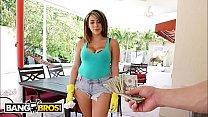 BANGBROS - Valentina Jewels's Latin Big Ass Bouncing All Over Derrick Ferrari's Powerful Cock