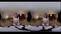 LUNA STAR FUCKS YOU IN HER HOTEL VR