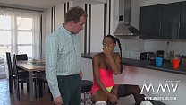 MMV FILMS Sexy Naive babysitter from Tunisia