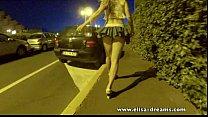 No panties in the street