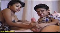 wild threesome orgy with desi indian teens