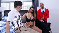 FILTHY FAMILY - Stepmom Ava Addams Fucks Away Connor Kennedy's Virginity