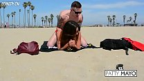 Massage Prank (Gone Wild) Kissing Hot Girls On the Beach!