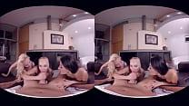 Virtual Reality Cumshots