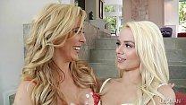 Cherie Deville And Elsa Jean, Hot Blondes