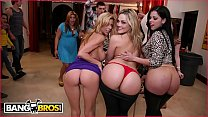 BANGBROS - College Sex Bang Bros Style! With Alexis Texas And Friends!