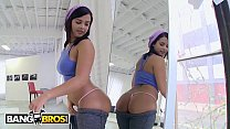 BANGBROS - PAWG Keisha Grey Takes Big Black Cock From Rico Strong