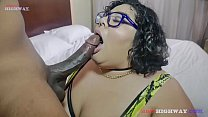 Crystal Blue is back on BBWHighway taking all of Don Prince BBC