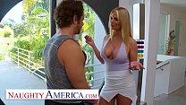 Naughty America - Rachael Cavalli wants neighbor's big cock