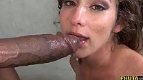 Black Cock Crazy Hoe Takes Hard Anal Pounding