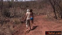 African honey forced to blow and bang outdoorsefick-vol1-1-edit-ass-1