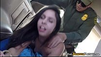 Border Gaurd Fucked This i. Mexican Whore