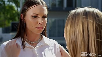 GirlGirl.com - The Lesbian Next Door - Kenzie Taylor, Aidra Fox, Laney Grey