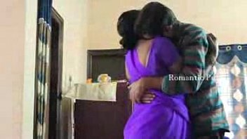 Romantic Scenes -- Devar Bhabhi Making Romance
