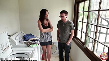 Jennifer Dark is offering a BJ for a young boy to leave her alone!