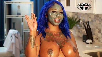 Not Men Black (Thick & Black) Alien Chic Promo Agent J