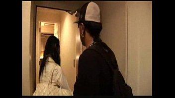 Japanese mature VS Black guy