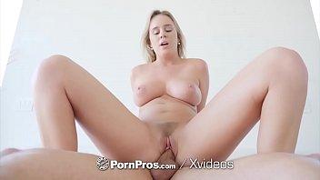 PORNPROS Shower Time Blonde Demands Her Morning Dick