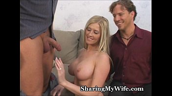 Hubby Excited For Wife Fuck