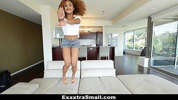 ExxxtraSmall - Little Teen (Nami Dahlia) Fucks Brutal Cock