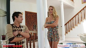 Busty babe Nicole Aniston gets fucked